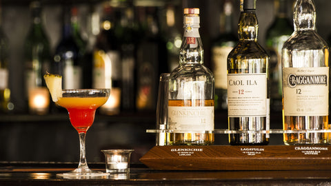 Cocktails From Around The World