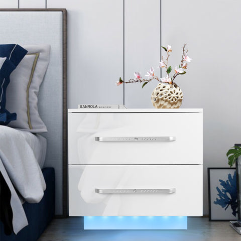 Modern Luxury Nighstand Bedside Table