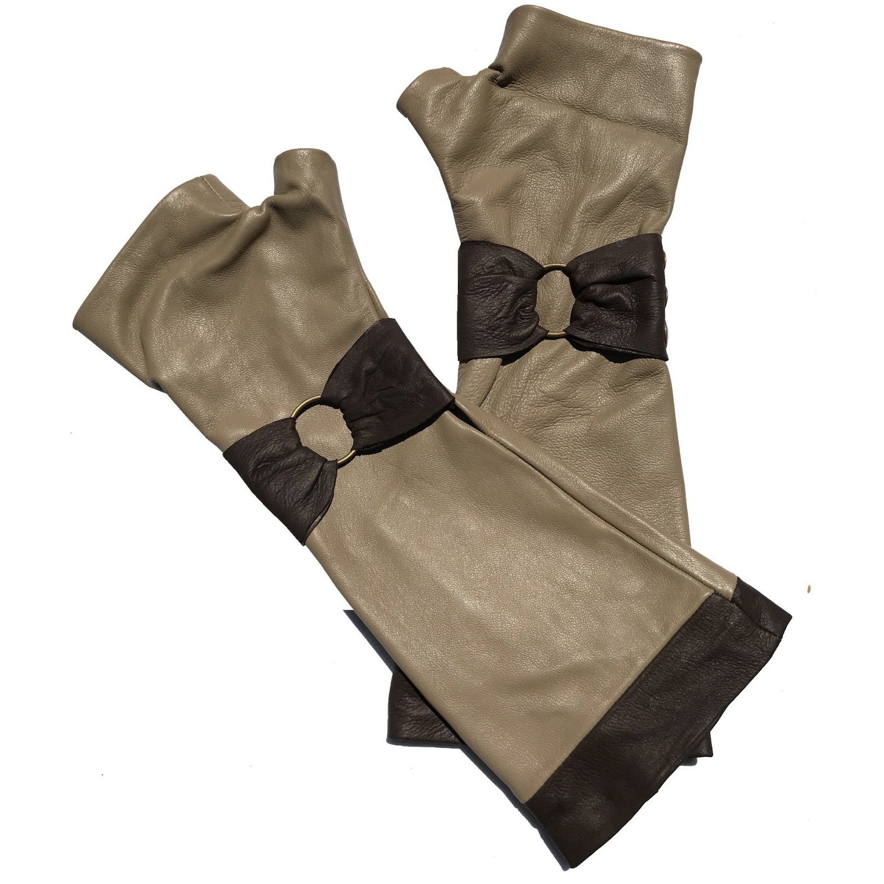 Earth Color Gloves