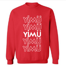 Load image into Gallery viewer, YIMU SWEATSHIRT