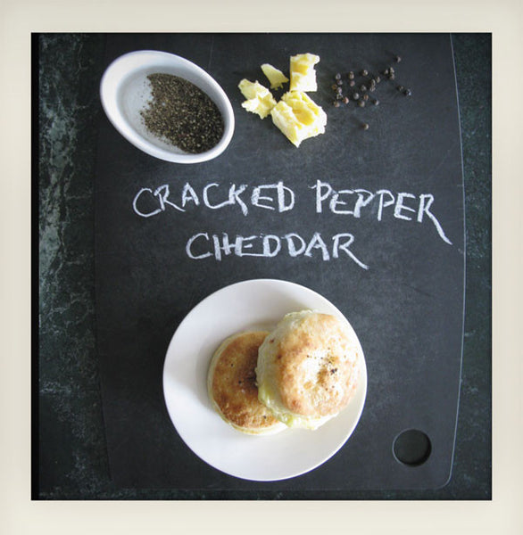 Cracked Pepper Cheddar - half dozen