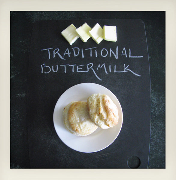 Traditional Buttermilk - half dozen