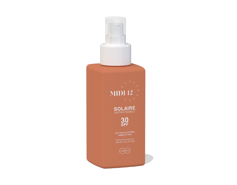 Photo Protection solaire Earth Friendly SPF 30