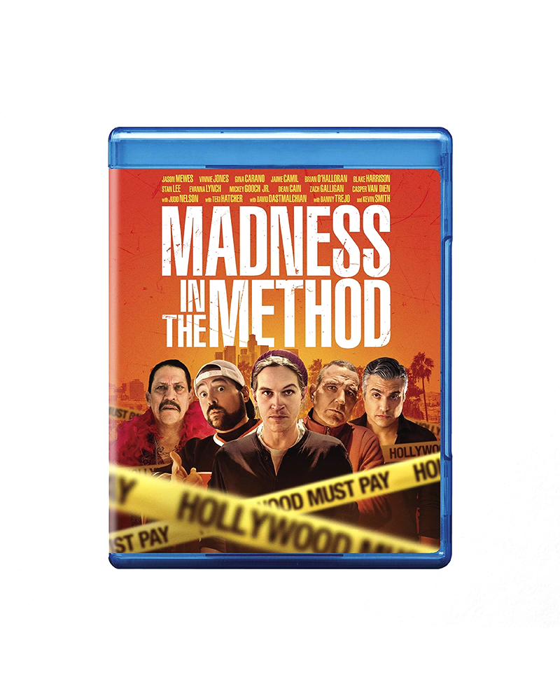 Madness in the Method (Signed) Bluray