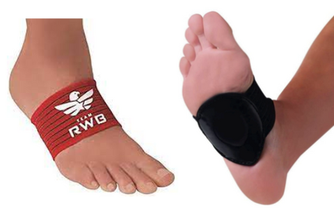 STRUTZ Cushioned Arch Support Bands