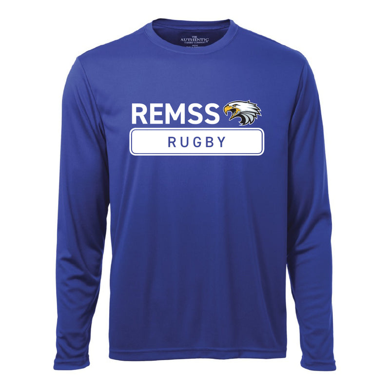 REMSS Eagles Rugby ATC™ Long Sleeve Performance Shirt – Royal