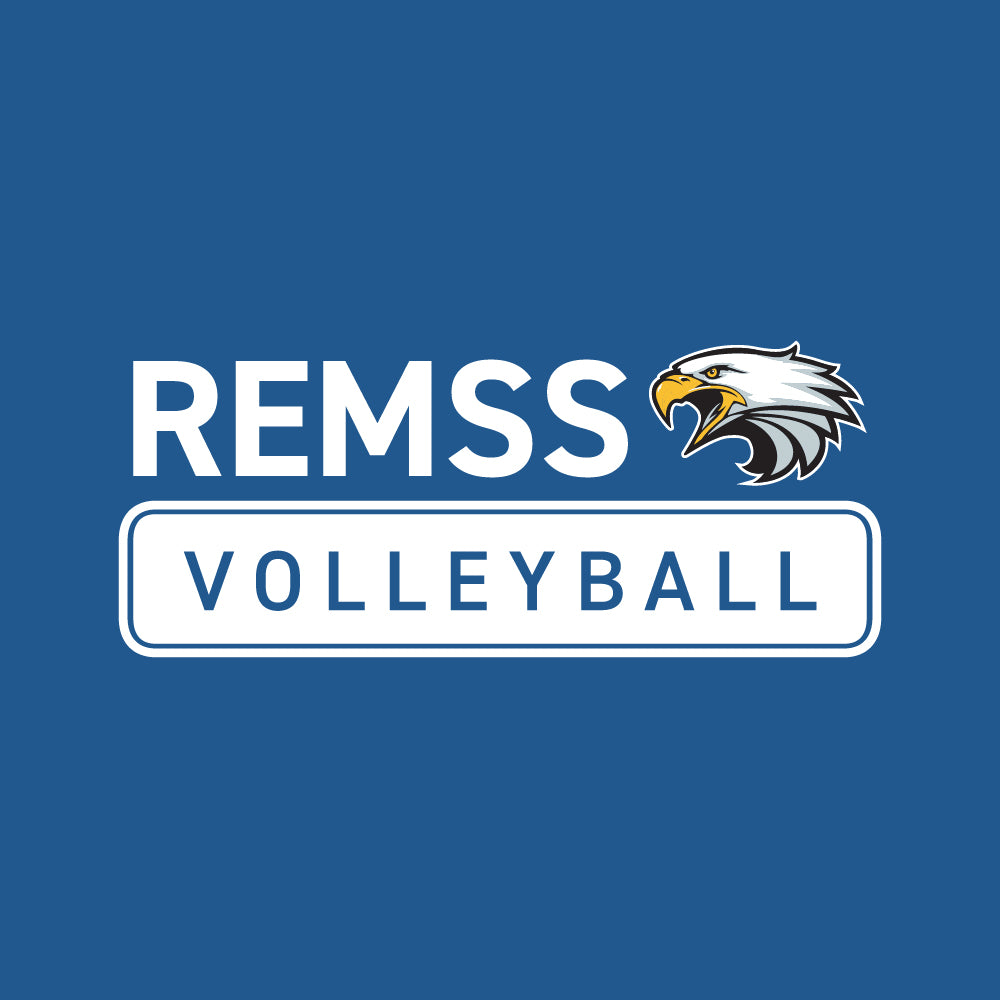 REMSS Eagles Volleyball ATC™ Short Sleeve Performance Shirt – Royal