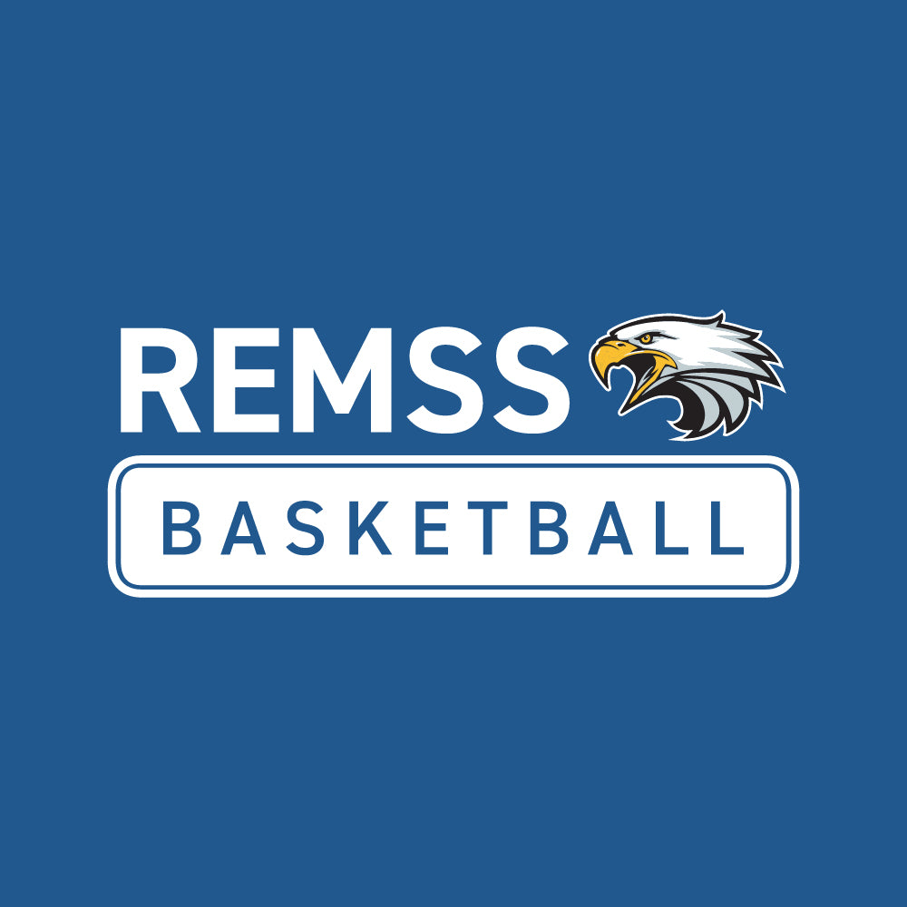 REMSS Eagles Basketball ATC™ Short Sleeve T-Shirt – Royal