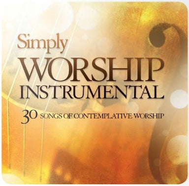 Image of Simply Instrumental Worship 2CD other