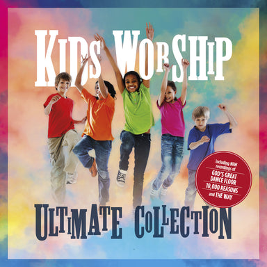 Image of Ultimate Collection Kids Worship CD other