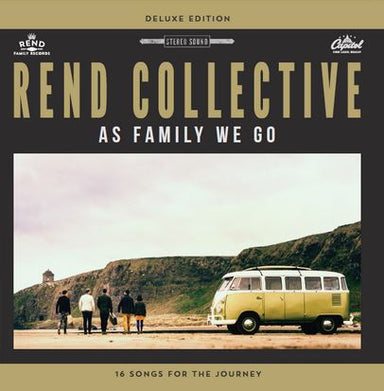 Image of As Family We Go Deluxe CD other