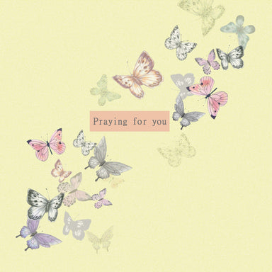 Image of Praying for you Butterflies Single other
