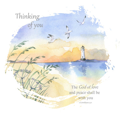 Image of Thinking of you Lighthouse Single other
