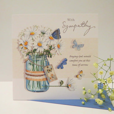 Image of Daisy Jar Sympathy Single other