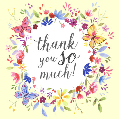 Image of Thank you so much Single other