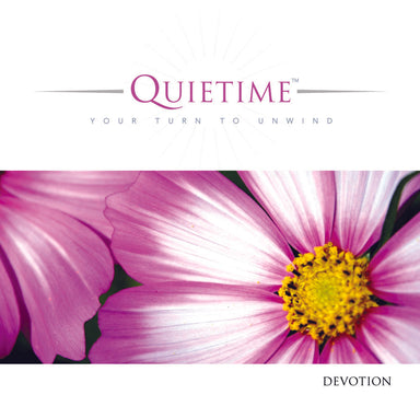 Image of Quietime: Devotion CD other