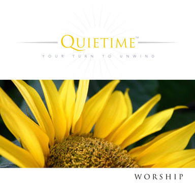 Image of Quietime: Worship CD other