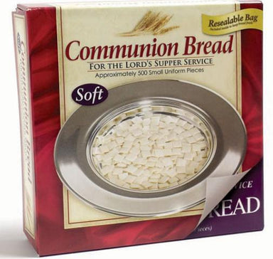 Image of Soft Communion Bread- Box of 500 other