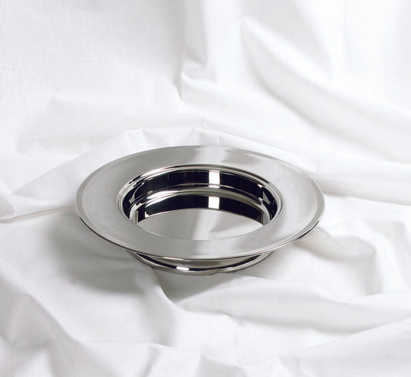 Image of Silver Stacking Bread Plate other
