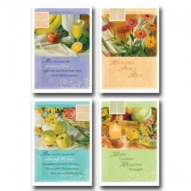 Image of Get Well - Hope and Healing - 12 Boxed Cards other