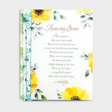 Image of Sympathy - Hymns - 12 Boxed Cards, KJV other