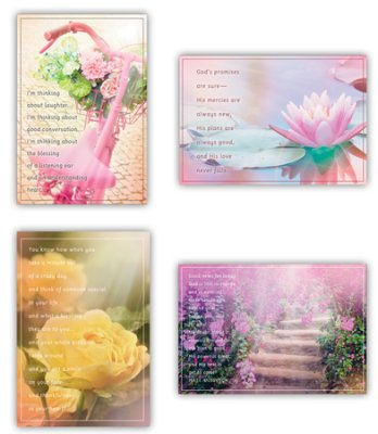 Image of Thinking of You - Blessings on Your Day - 12 Boxed Cards other
