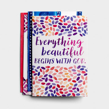 Image of Thinking of You - Everything Beautiful - 12 Boxed Cards - KJV other