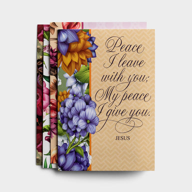 Image of Sympathy - Peace I Leave With You - 12 Boxed Cards - KJV other