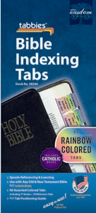 Image of Rainbow Bible Tabs other