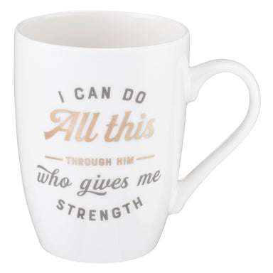 Image of I Can Do All Things Coffee Mug – Philippians 4:13 other