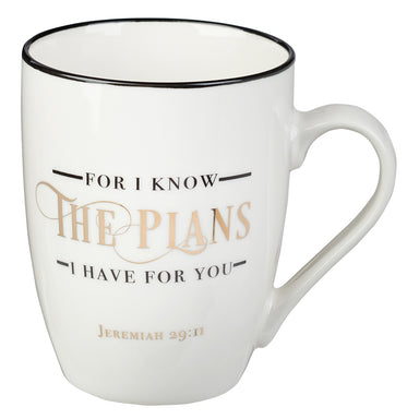 Image of I Know The Plans Coffee Mug – Jeremiah 29:11 other