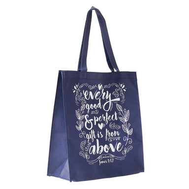 Image of Every Good and Perfect Gift Tote Shopping Bag - James 1:17 other