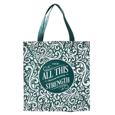 Image of I Can Do All This Shopping Tote Bag - Philippians 4:13 other