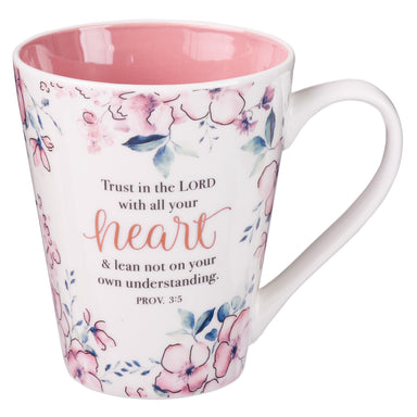 Image of Trust in the Lord Coffee Mug - Proverbs 3:5 other