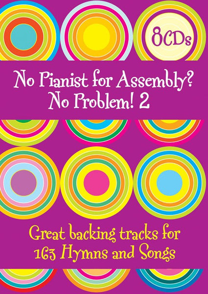 Image of No Pianist for Assembly? No Problem vol 2: CD Set other