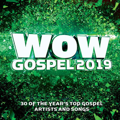 Image of WOW Gospel 2019 Double CD other