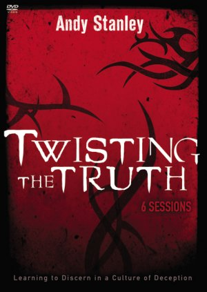 Image of Twisting the Truth DVD other