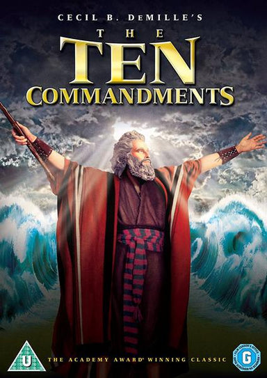 Image of The Ten Commandments 2DVD other