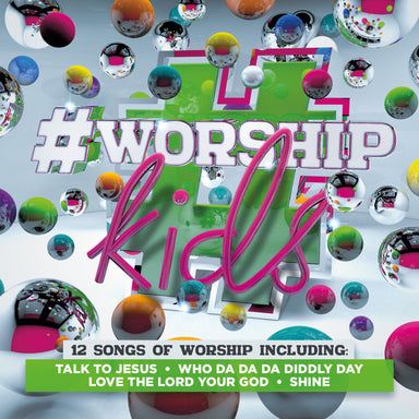 Image of #Worship Kids other