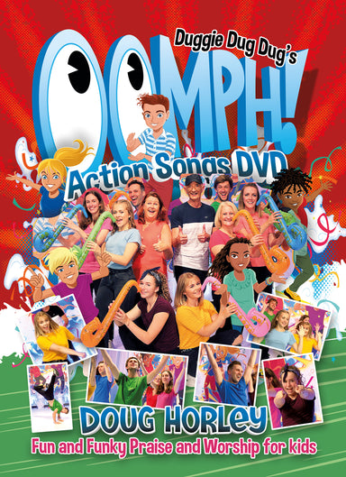 Image of Oomph! Action Songs DVD other