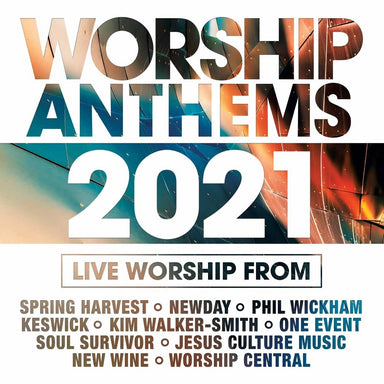 Image of Worship Anthems 2021 other