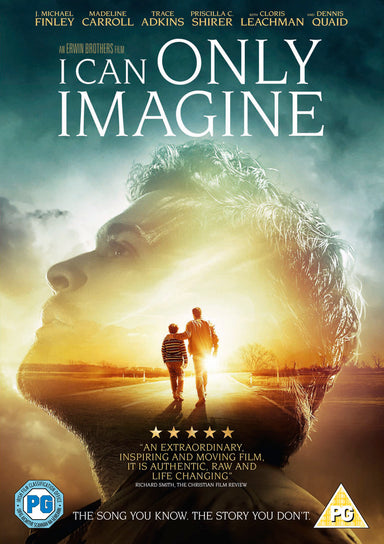 Image of I Can Only Imagine DVD other