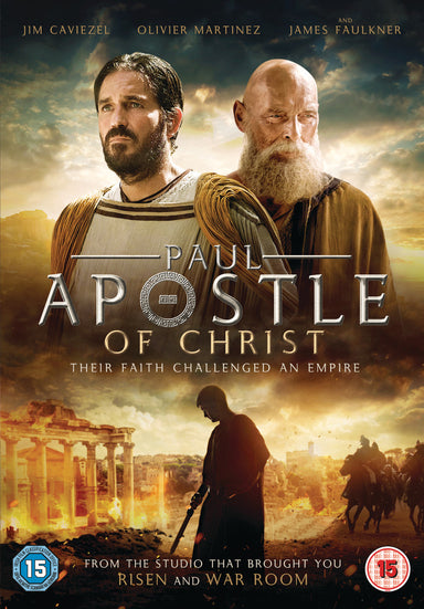Image of Paul Apostle Of Christ DVD other