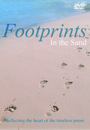 Image of Footprints In The Sand DVD other