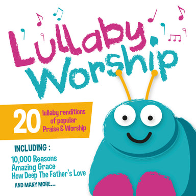 Image of Lullaby Worship CD other