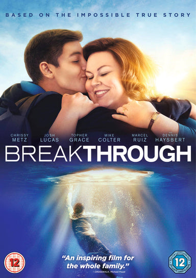 Image of Breakthrough DVD other