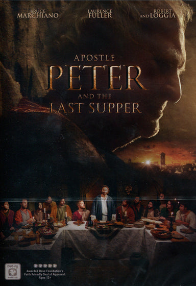 Image of Apostle Peter And The Last Supper DVD other