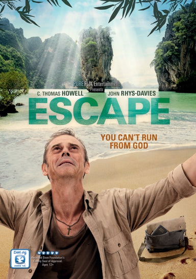 Image of Escape DVD other