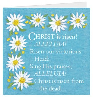 Image of Christ is Risen Easter Cards - Pack of 5 other