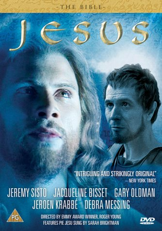Image of The Bible Series - Jesus DVD other